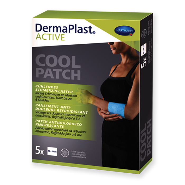 Derma Plast Active Cool Patch