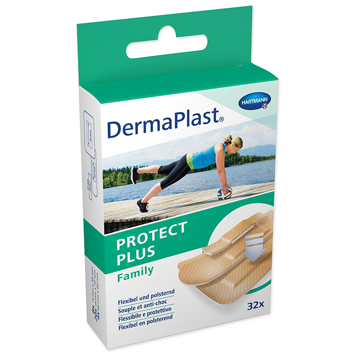 Derma Plast Protect Plus Family