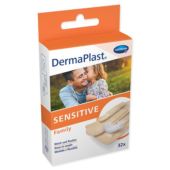 Derma Plast Sensitive Family