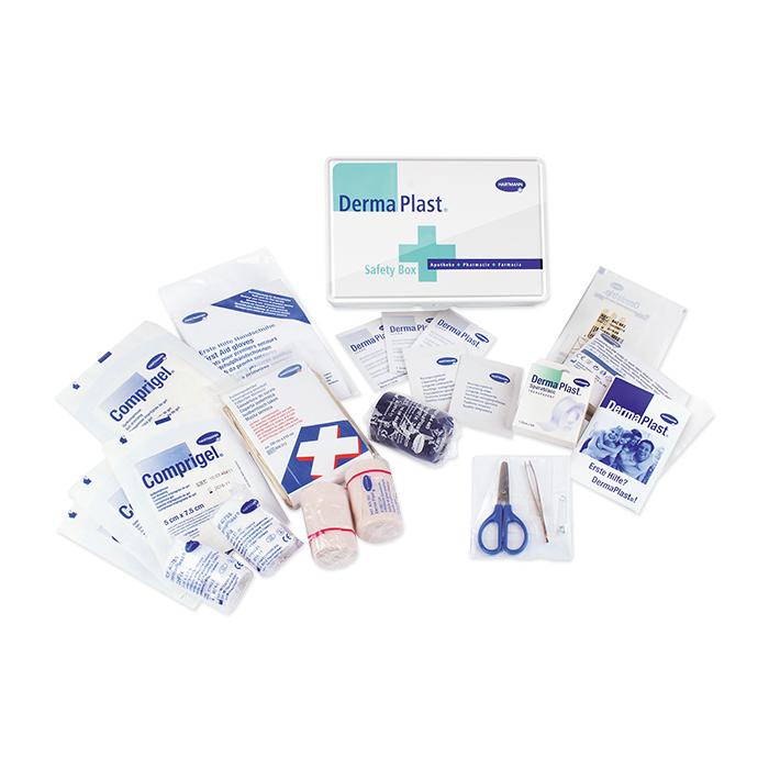 Derma Plast safety box