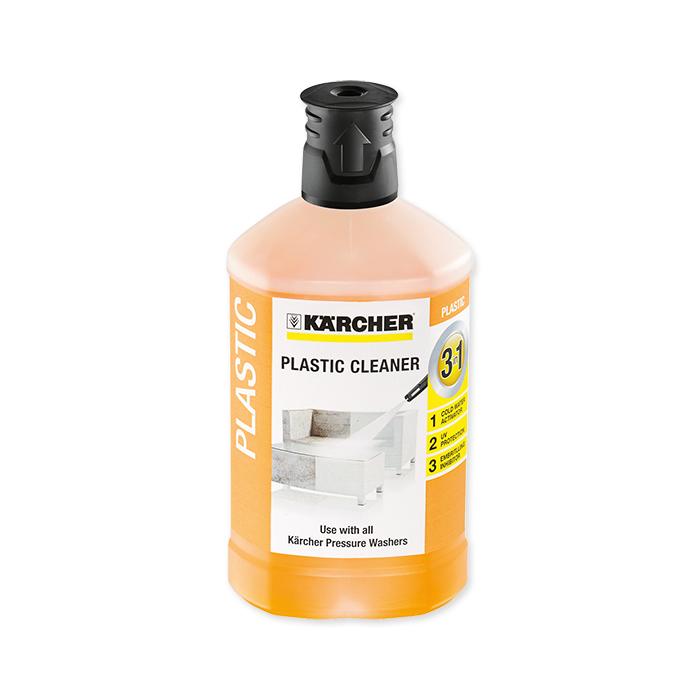 Detergente 3 in 1 per plastica, Kächer, House & Garden
