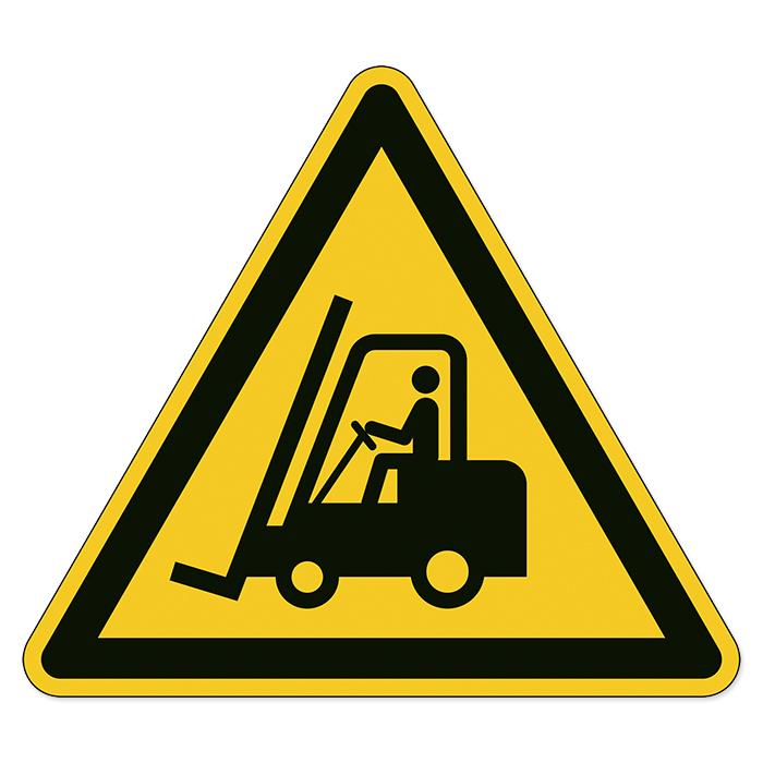 Durable Marquage de sécurité au sol autocollant