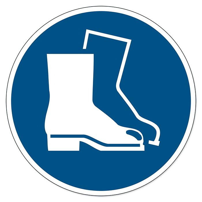 Durable Segnaletica di sicurezza registrata per l'individuazione di aree pericolose