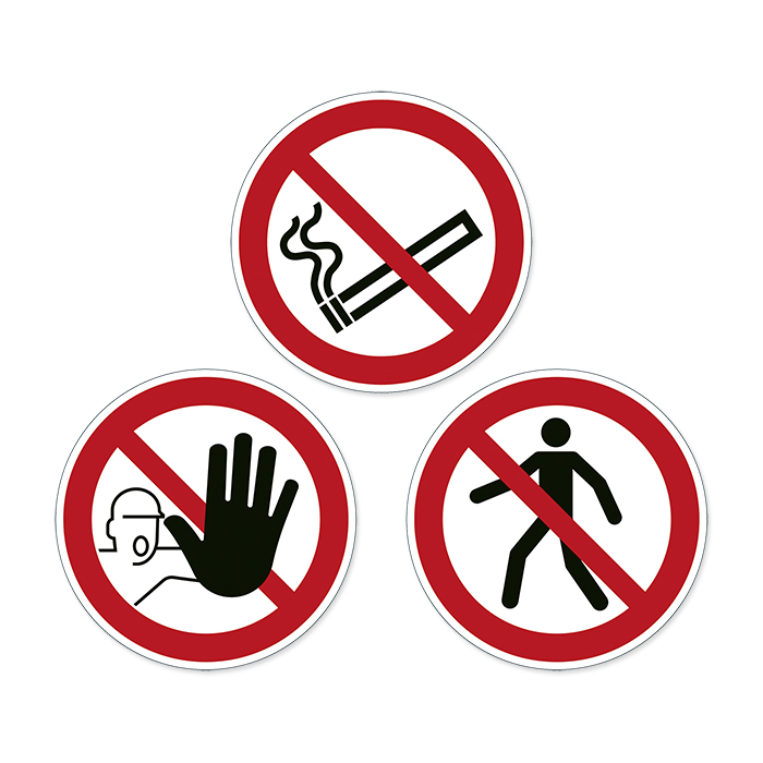 Durable Sicherheitskennzeichen