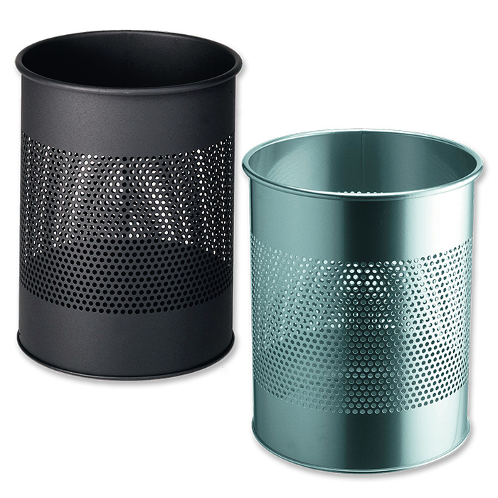Durable Waste paper basket metal