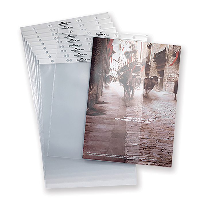 Durable clear plastic covers for table flipcharts