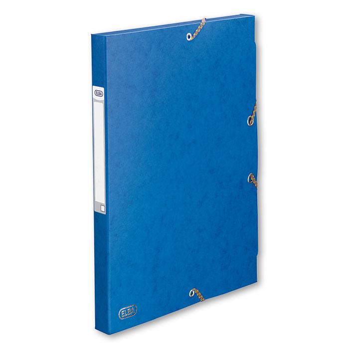 elba sammelbox boston 25 mm blau online bestellen schoch v gtli. Black Bedroom Furniture Sets. Home Design Ideas
