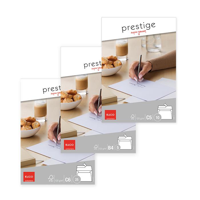 Elco Envelopes Prestige Blister