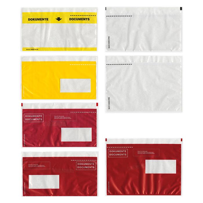 Elco Envelopes Quick Vitro