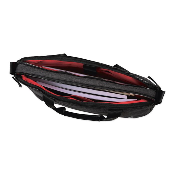 Elco Move Briefcase - 2 Zipper