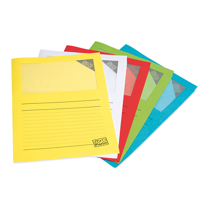 Elco Ordo Zero Plastic paper folder