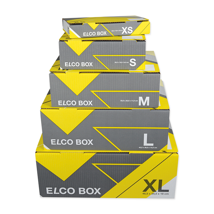 Elco Pac-it Mailing boxes