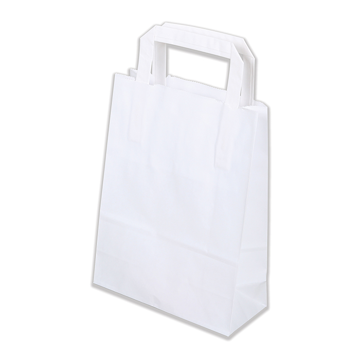 Elco Paper carrier bag with flat handel