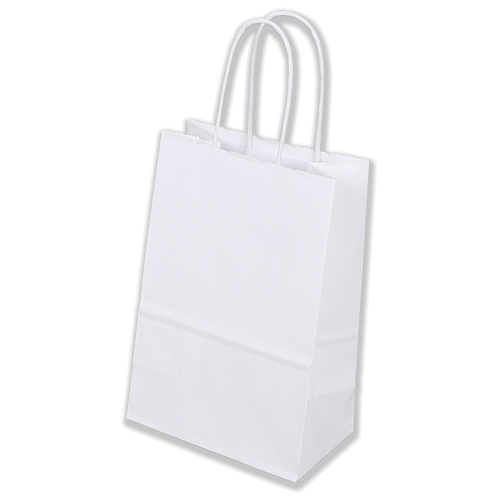 Elco Paper carrier bag with twisted cord handel