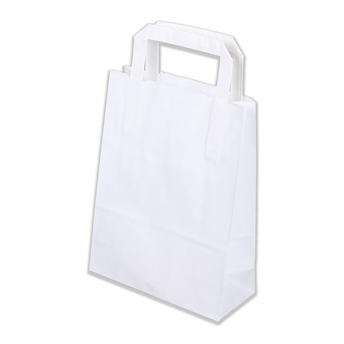 Elco Papiertasche mit Flachhenkel