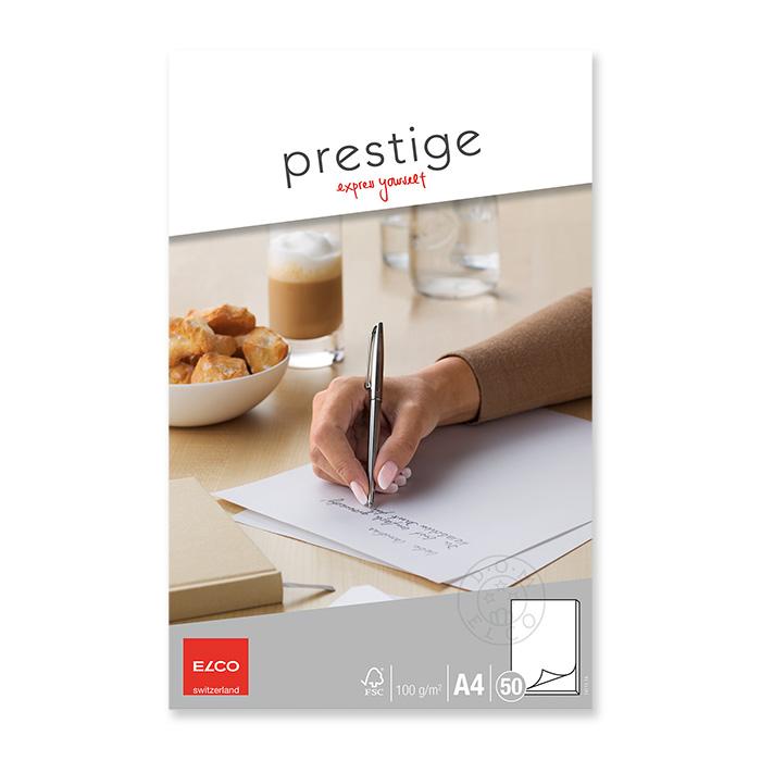 Elco Prestige D.O.M Notepad