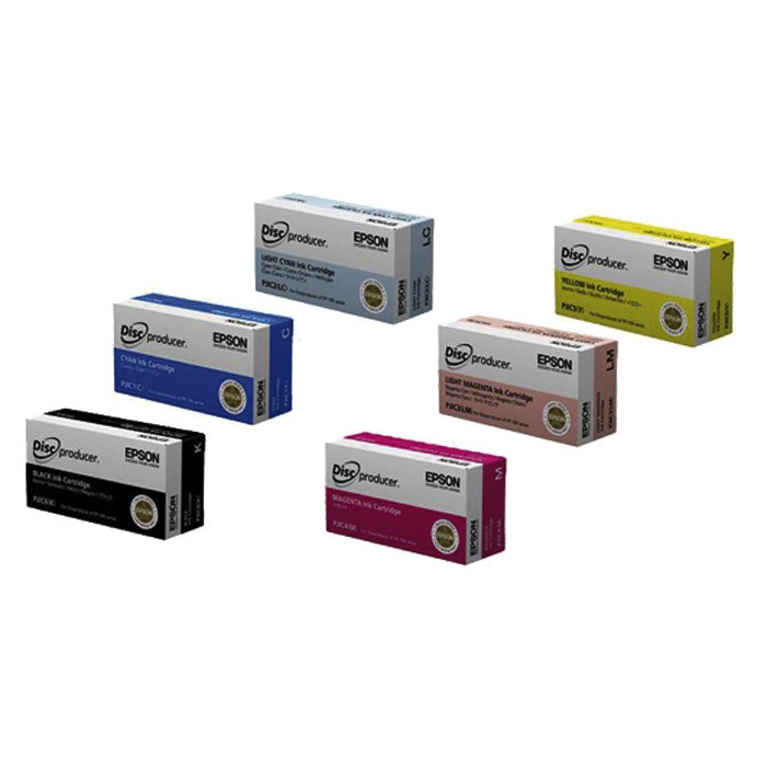 Epson Inkjet cartridge 30772 - 77