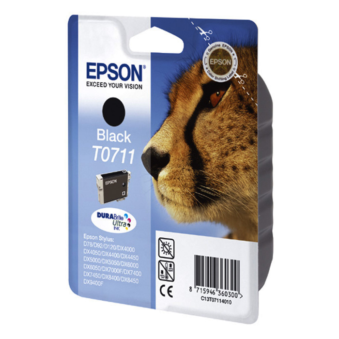 Epson Inkjet cartridge T071
