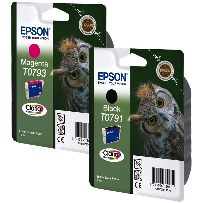 Epson ink cartridge T079