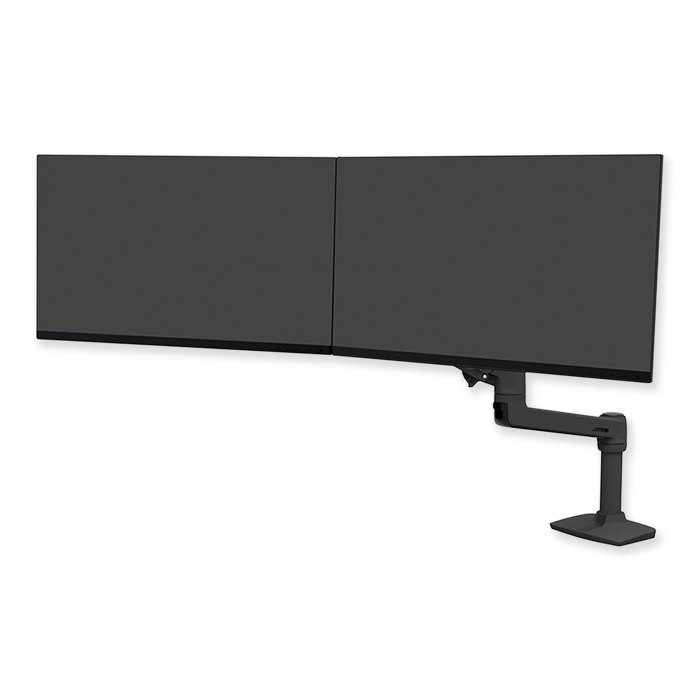 Ergotron LX Dual Direct Monitor Arm