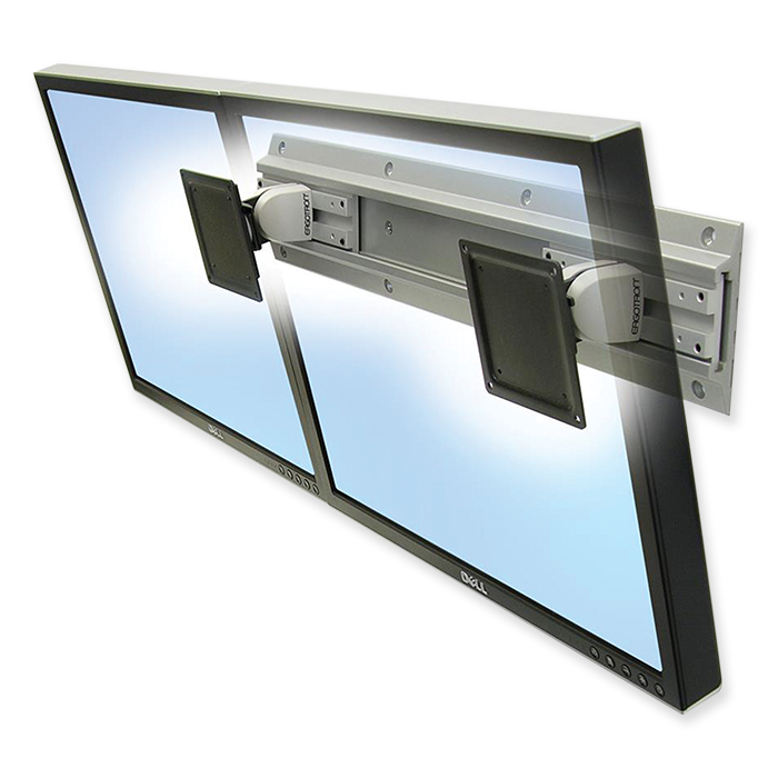 Ergotron Neo-Flex Dual wall mount