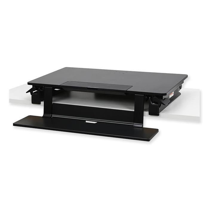 Ergotron WorkFit-TLE Stand-Sit Workstation