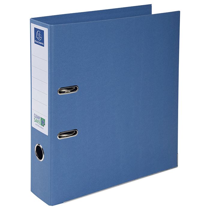 Exacompta Clean' Safe Lever Arch File
