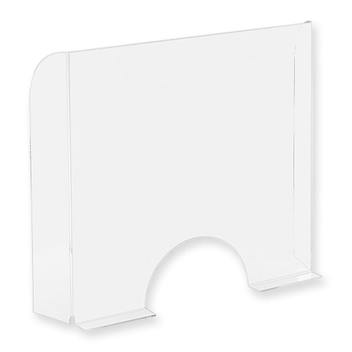 Exacompta Exascreen Schutzscheibe Stand-alone-Modell