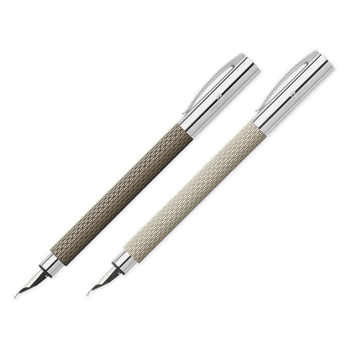 f42d482899 Faber-Castell, penna stilografica Ambition, opaca online bestellen ...