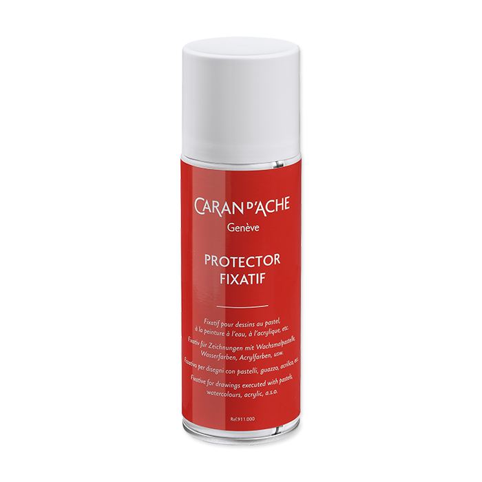 Caran d'Ache Hold spray Protector Spray can, 170 ml