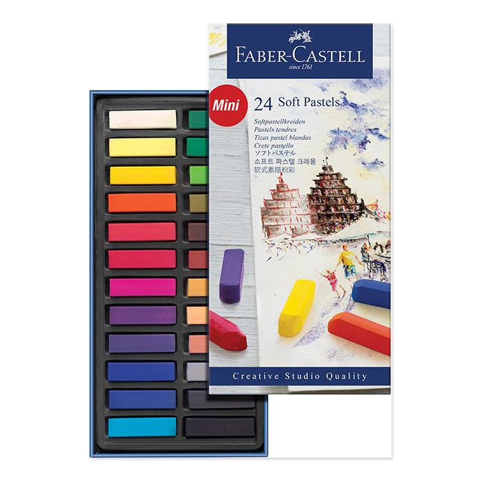 Faber-Castell Soft Pastels Mini