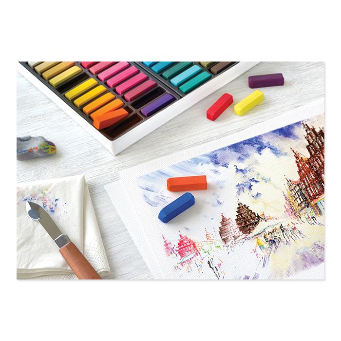 Faber-Castell Softpastellkreiden Mini