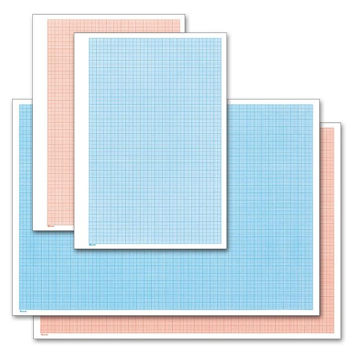 Favorit millimetre paper pad