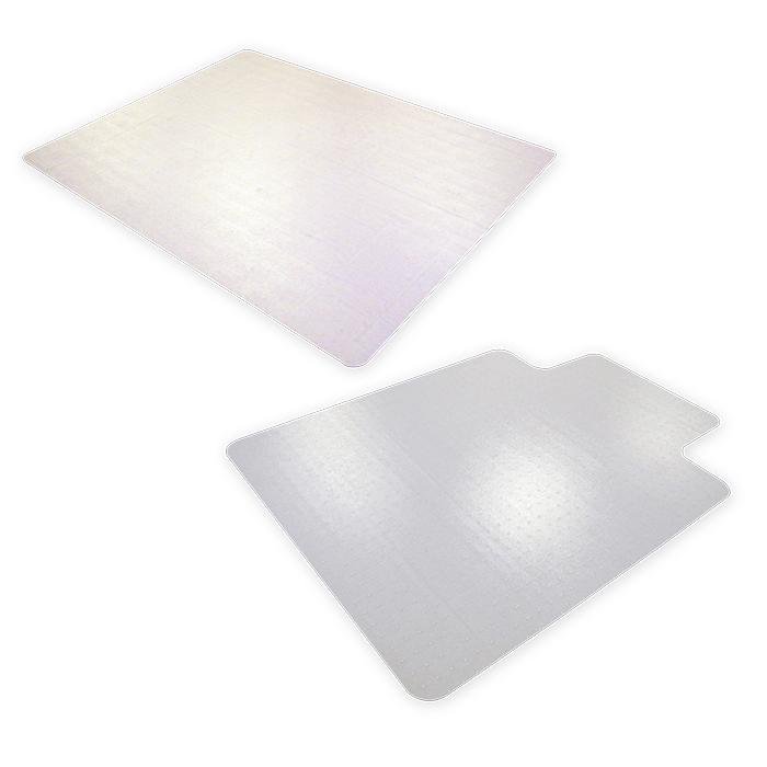 Floortex Bodenschutzmatte für Teppichböden CLEARTEX