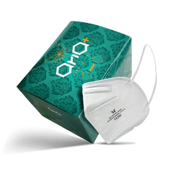 Foldable Respirator Aria+ FFP2
