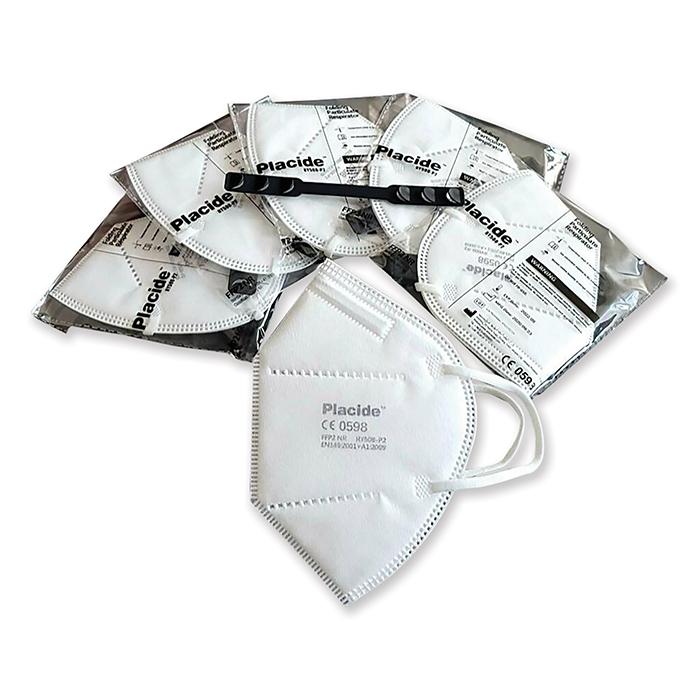 Foldable Respirator Placide FFP2