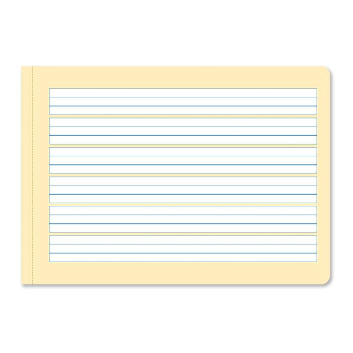 Formati Schreibblock A5 quer, S6