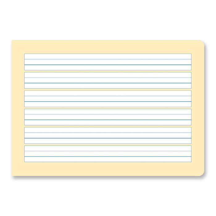 Formati Schreibheft A5 quer, S3
