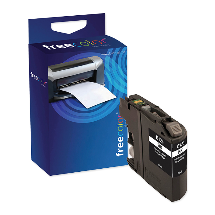 Free Color ink LC-123