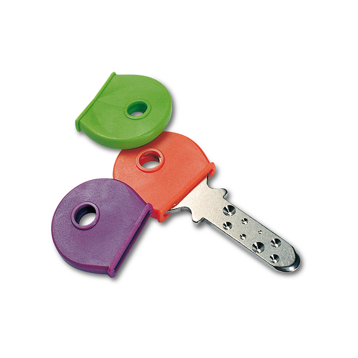 Key caps / identity rings