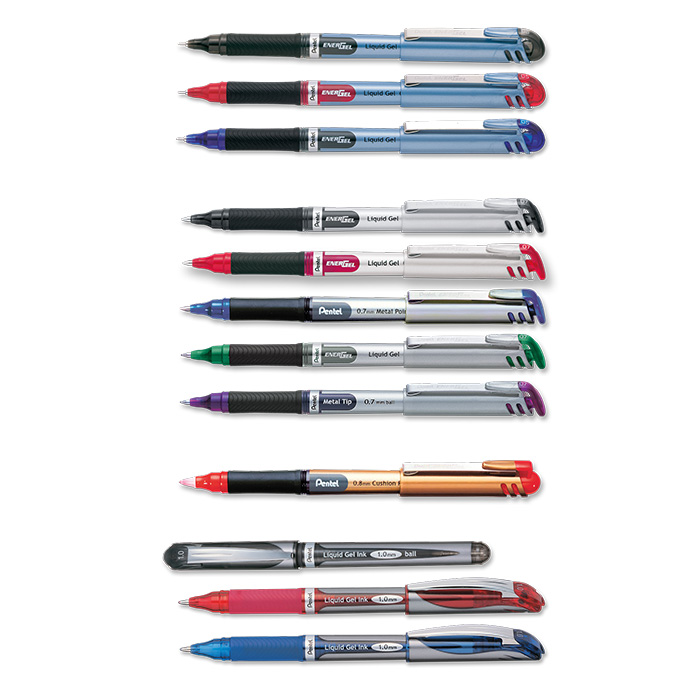 Gel rollerball pen