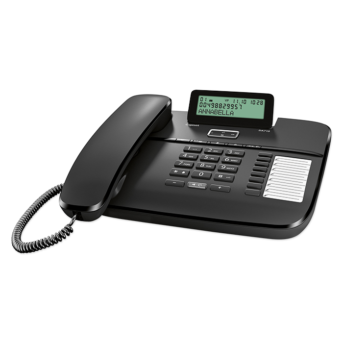 Gigaset Desk telephone DA710