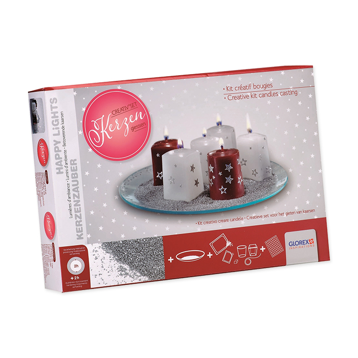 Glorex Candle making kit