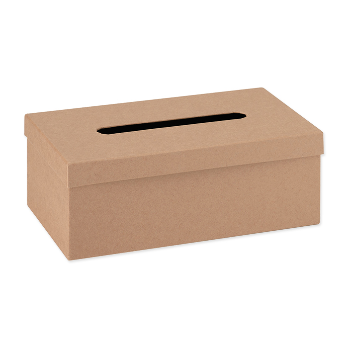 Glorex Cardboard Tissue box