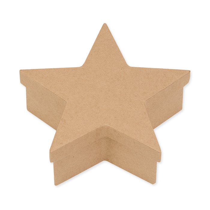Glorex Cardboard star box