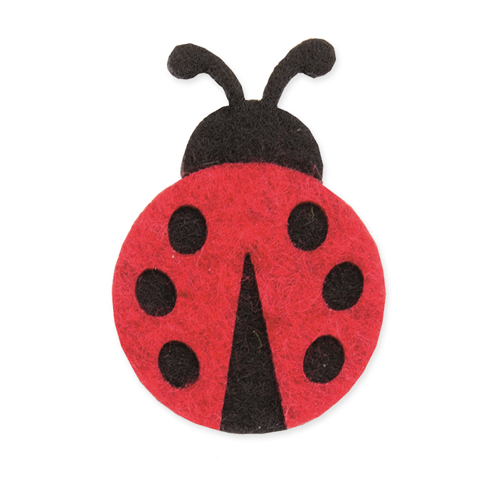 Glorex Felt Ladybug