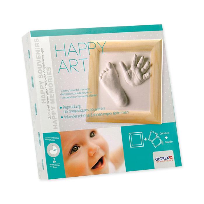 Glorex Geschenkpackung Happy Art