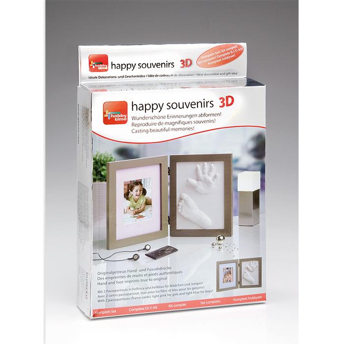 Glorex Geschenkpackung Happy Souvenir