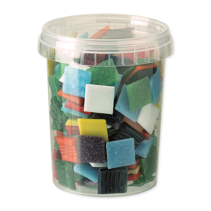 Glorex Glass mosaic big pack.