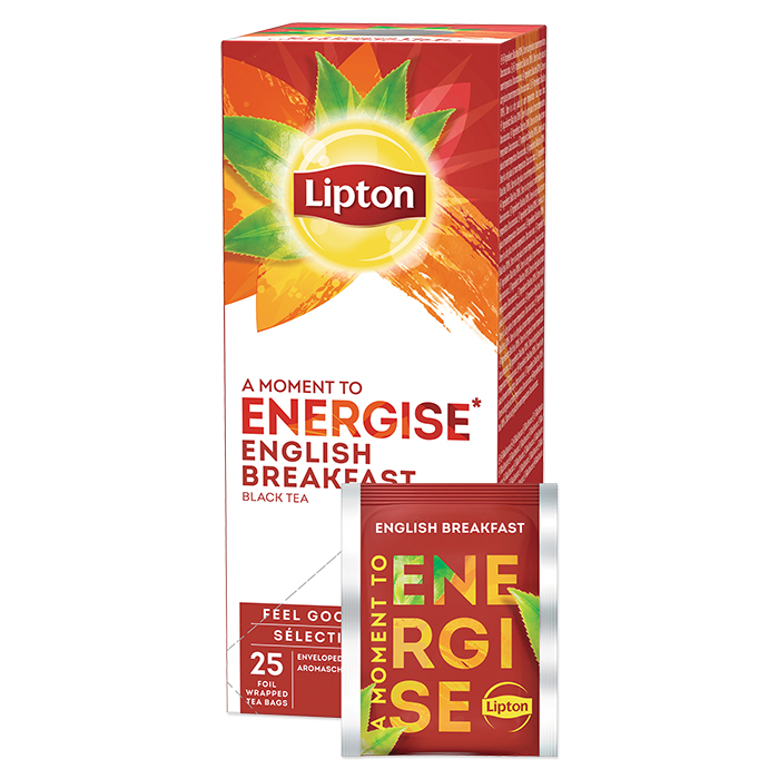 Lipton Tee English Breakfast
